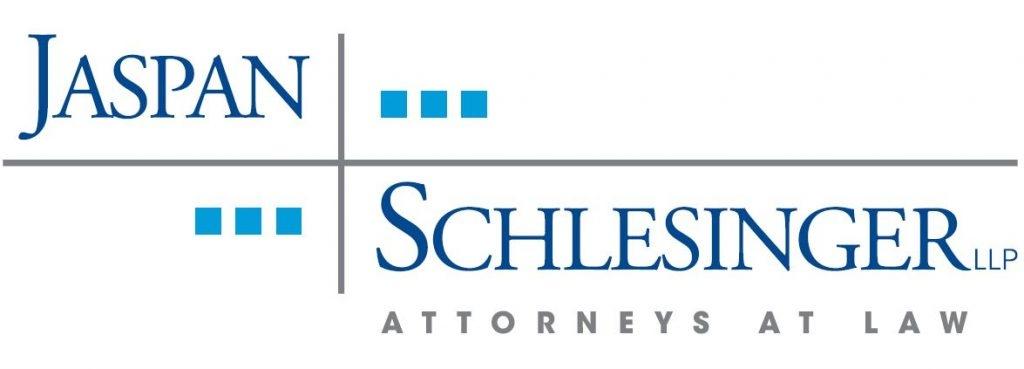 Jaspan Schlesinger. Attorneys at Law.