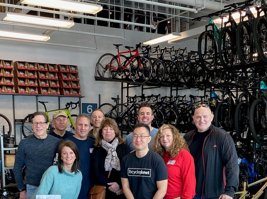 HOLIDAY MADE EXTRA SPECIAL BY PROVIDING NEW BIKES TO CHILDREN IN-NEED